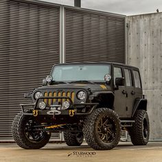 Starwood Custom Jeep. #jeep #wrangler #starwoodmotors #starwood