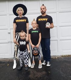 Excited to share this item from my shop: Halloween Matching Shirts Pregnant Halloween Costumes, Halloween Shirt, Original Halloween Costumes, Halloween Horror, Halloween House, Halloween 2017, Halloween Ideas, Matching Family Outfits, Matching Shirts