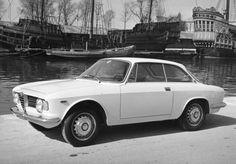 Alfa Romeo Giulia Sprint GT Veloce - 1965
