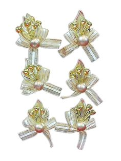 Flores clip #Navidad #Decoracion #Regalo #Deconline