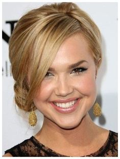 Simple Elegant Style Shorthaircuts Finethinhair Click The Image