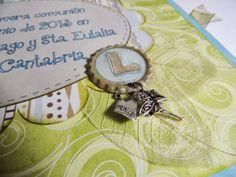 LIBRO COMUNION LUCIA - Olga Villar - Álbumes web de Picasa