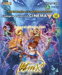 Compra e vinci il cinema Winx con Giochi Preziosi - http://www.omaggiomania.com/cinema/compra-vinci-cinema-winx-giochi-preziosi/