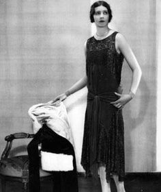 1928 | Its silhouette has changed over the years, but the LBD remains supremely chic.