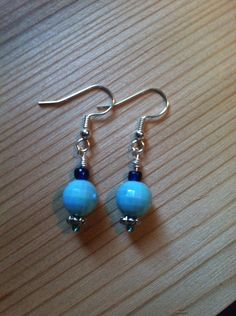 Save Sparky Handmade Earrings on Etsy, $10.00