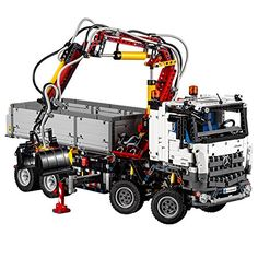 Lego 42043 - Technic Mercedes-Benz Arocs 3245: Amazon.de: Spielzeug