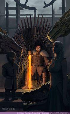 1203 - ¿Acabará Juego de Tronos de esta forma?