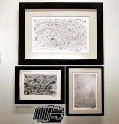 """🅜 🅐 🅣 🅣 🅗 🅔 🅦 on Instagram: """"Some pieces of my original art in one of my handmade wood frames. ⠀ I was chosen to participate in one of America's top-ranked art shows…"""" Wood Frames, Piece Of Me, Original Art, The Originals, Top, Handmade, Instagram, Home Decor, Wooden Frames"""
