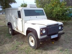 Armoured Land Rover South Africa