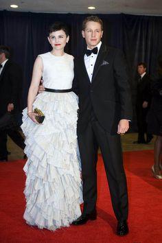 Ginnifer Goodwin ..H & M Dress!