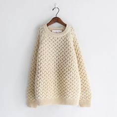 dahl'ia : Aran KnittingDolman Sweater