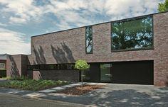 Met twee onder één dak, 3520 ZONHOVEN - Architectenkantoor: NANO architecten
