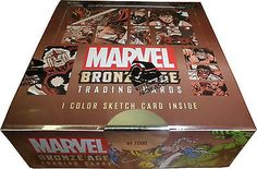 #Rittenhouse #archives marvel bronze age 2012 factory #sealed trading card box,  View more on the LINK: http://www.zeppy.io/product/gb/2/371790253718/