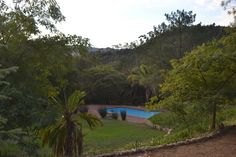 Bergplaas. Camping in Stellenbosch.
