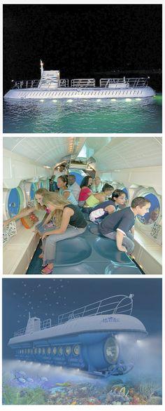 Atlantis By Night Adventure in #Barbados!