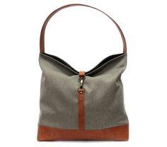 Brown Hobo Bag, Slouchy Tote Bag, Brown Shoulder Bag, Vegan Leather Hobo, Slouchy Shoulder Bag, Tan Hobo Bag,Boho Shoulder Bag,Vegan Handbag