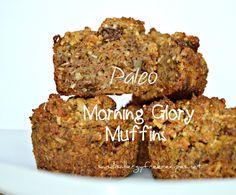 Paleo-Morning-Glory Muffins #SandisAllergyFreeRecipes