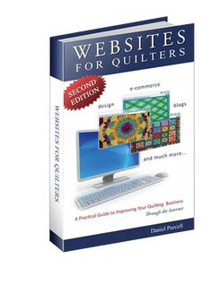 Great ideas for building a quilting website.
