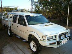 Holden Rodeo, Pickup Trucks, 4x4, Vehicles, Off Road Cars, Car, Vehicle, Ram Trucks, Tools