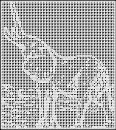 elephant trumpeting crochet afghan pattern