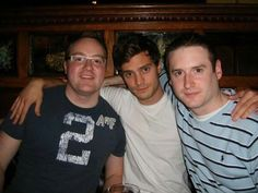 Jamie and friends 2007