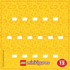 LEGO Minifigures 71007 Serie 12 - Display Frame Background 230mm - Clicca sull'immagine per scaricarla gratuitamente!