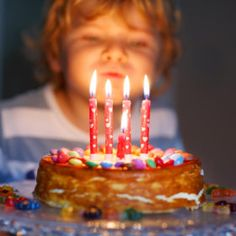Don't get stuck in the birthday party comparison trap and throw your child an over-the-top birthday party. 8 Birthday Traditions your kids will love and make them feel extra special on their birthday.