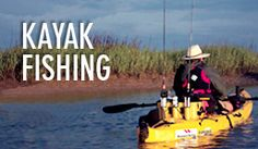 Go kayak fishing/crabbing!   Probably won't have the cool hat though