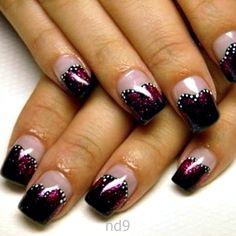 nail designs | nail designs holiday thumb nail art designs blue nail art 5434 thumb ...