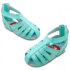 Ariel Sandals for Baby