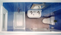 1000 ideas about compact bathroom on pinterest bathroom - Amenagement petite salle de bain 2m2 ...