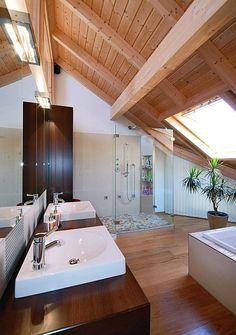 AuBergewohnlich Stommel Haus Silver Maple   Main Bathroom. Bespoke DesignBathroom IdeasSilverNew  ...