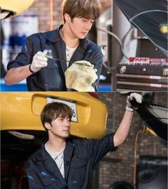 """Jung ill woo ♥♥ """"Cinderella and Four Knights"""""""