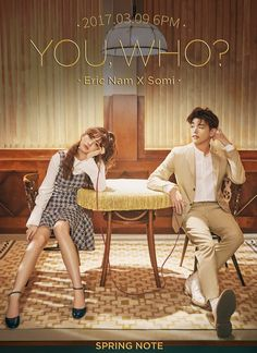 Somi with eric nam Popular Korean Drama, Korean Drama Best, Watch Korean Drama, Korean Drama Romance, Korean Drama Movies, Drama Funny, Drama Memes, Film Pictures, Photos