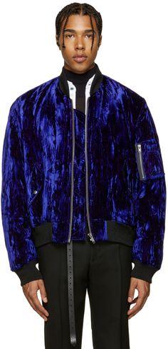 Velvet bomber jacket | Paul Smith | MATCHESFASHION.COM US | Fall ...