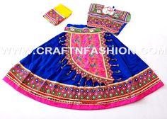 2018 New Arrival Chaniya Choli - Navratri Ghagra Choli -Dance Costume Dress #craftnfashion#DesignerLahengacholi#LatestDesignEthnicStyleCholi#GujaratiGarbaCostume#TraditionalMirrorworkChaniacholi