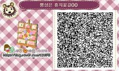 Hey there, glitter!, qr codes for the path i'm using requested by anon~...