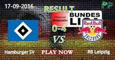 Hamburger SV 0 - 4 RB Leipzig 17.09.2016 HIGHLIGHTS - Germany Bundesliga…