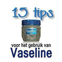 tips voor gebruik van Vaseline Vaseline Uses, Vaseline Petroleum Jelly, Handy Gadgets, Things To Know, Good Things, Beauty Hacks, Diy Beauty, Clean House, Good To Know