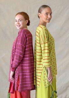 Lin - materialet som har allt – GUDRUN SJÖDÉN – Kläder Online & Postorder
