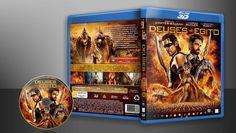 Deuses Do Egito (Blu-Ray 3D) - Capa | VITRINE - Galeria De Capas - Designer Covers Custom | Capas & Labels Customizados