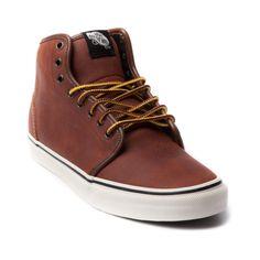 fe8714ba4e14 Shop for Mens Vans 106 Hi Skate Shoe in Brown at Journeys Shoes. Shop today