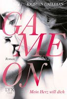 """BeatesLovelyBooks : [Rezension] Kristen Callhan - Game on """"Mein Herz w..."""