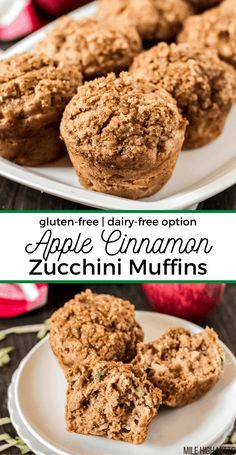 Dairy Free Recipes For Kids, Fun Baking Recipes, Dairy Free Options, Baby Food Recipes, Healthy Baking, Apple Recipes Gluten Free, Recipes For Apples, Apple Recipes For Kids, Healthy Recipes