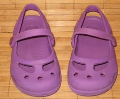 e2a1135634 Crocs Rubber Mary Janes Medium Width Shoes for Babies | eBay