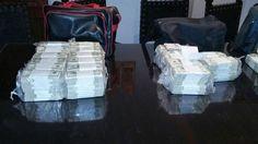 Se encontraron más de 8 millones de dólares Policía Bonaerense