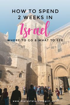 A first timer's guide on where to go, what to see, and where to eat in Tel Aviv and Jerusalem, Israel! Stuff To Do, Things To Do, Toronto Girls, Dome Of The Rock, Israel Travel, Jerusalem Israel, Hotels And Resorts, Luxury Hotels, Travel