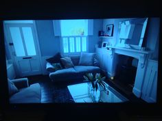 Terraced House, Flat Screen, Couch, Furniture, Home Decor, Blood Plasma, Settee, Decoration Home, Sofa