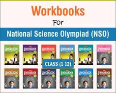National Science Olympiad Workbook to excel in Olympiad exams. Know exam pattern, style and syllabus involved.