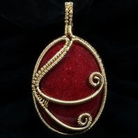 Gailavira Jewelry - HandCrafted Wire Sculpted Artisan Jewelry